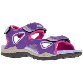 Kamik Lobster2 Sandals Kids purple